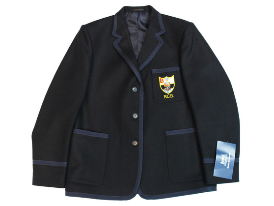 "Methodist College Girls Blazer (28""- 32'')"