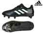 Adidas Rumble Mens Rugby Boot (Black/White)