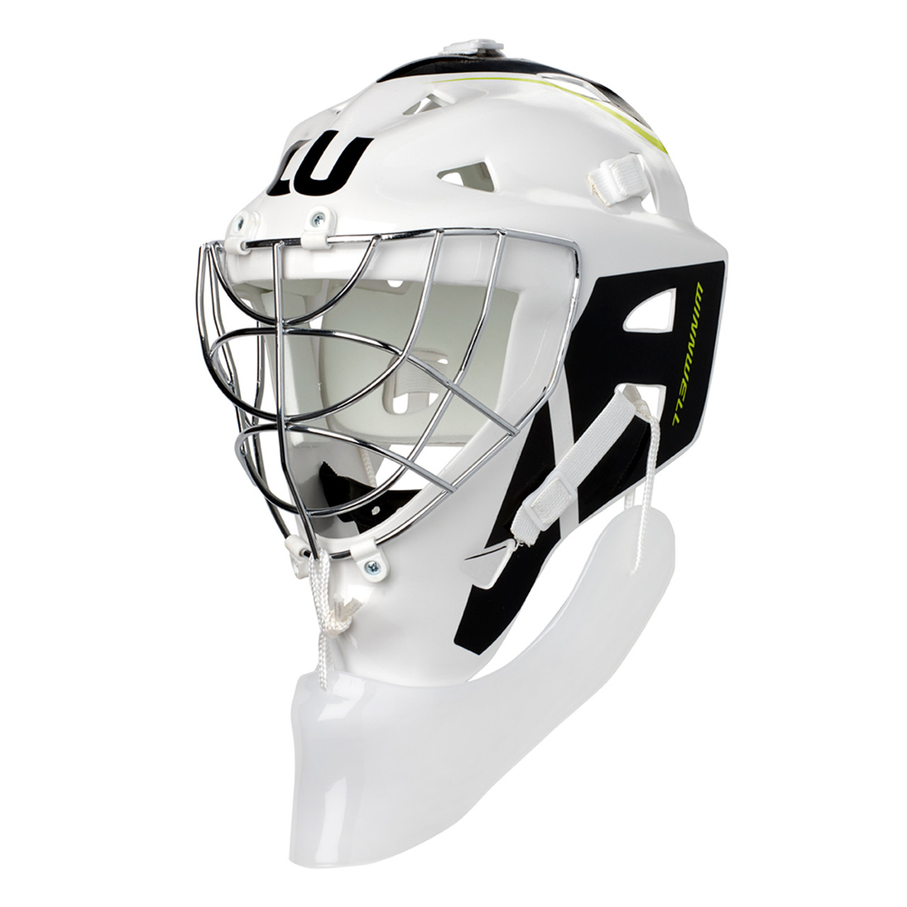 Premium Street Hockey Goalie Mask Winnwell