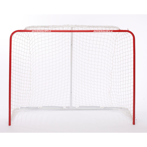 "HOCKEY NET 54"" W/ 1"" POSTS & QUIKNET MESH"