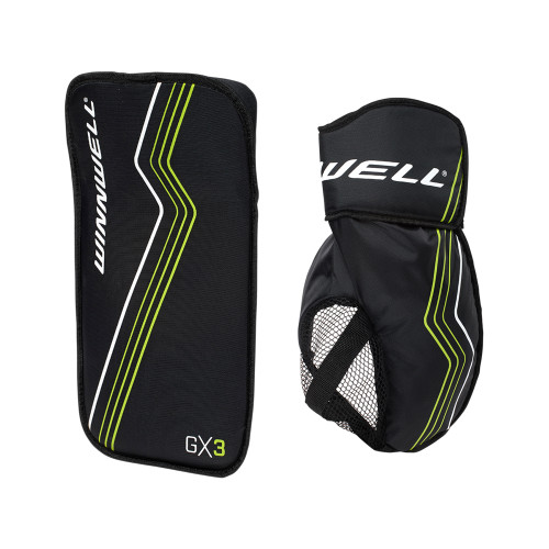 GX-3 STREET HOCKEY GOALIE BLOCKER/TRAPPER (COMBO)
