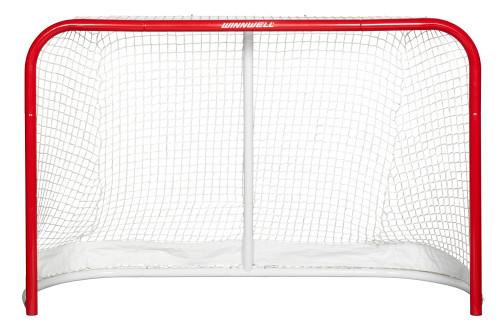 "72"" Hockey Net W/ 2"" POSTS & SKATEGUARD"