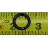 "Standard AS 568A 11/16"" O.D, 1/2"" I.D. Buna-N 70 Durometer O-Ring"