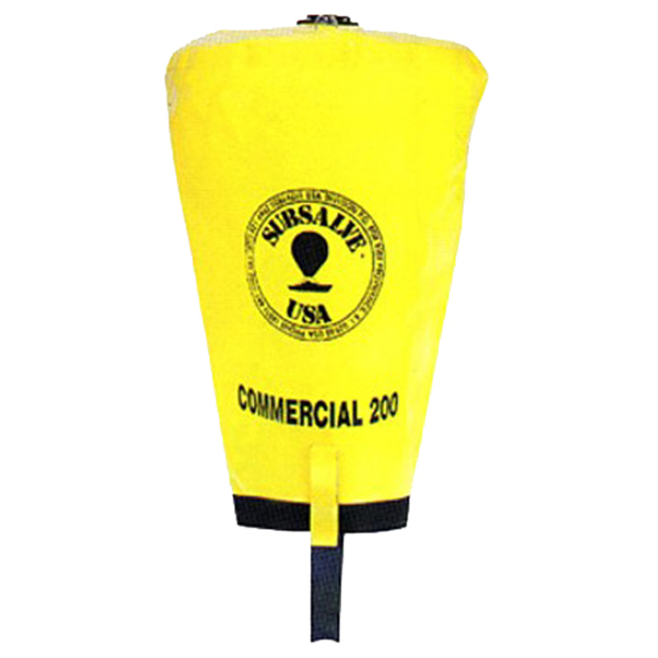 Subsalve USA Commercial Lift Bag with Dump Valve, 200 LB Capacity