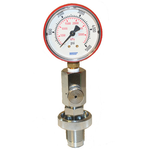 Tank Air Pressure Checker - DIN
