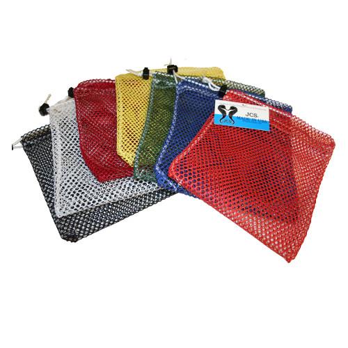 Nylon Mesh Drawstring Bag, 8inch x 10inch