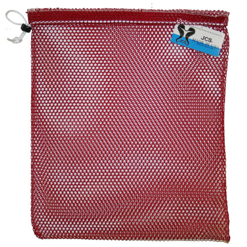 Nylon Mesh Drawstring Bag, Small, Approx. Approx. 15inch x 20inch