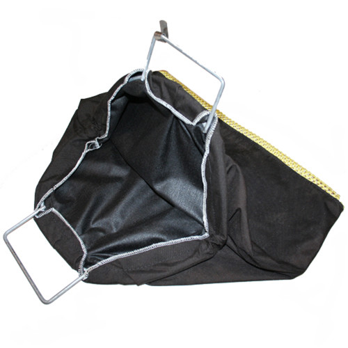 Galvanized Wire Handle Nylon River Bag