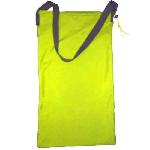 Nylon Tote Bag, Yellow, 17inch x 30inch