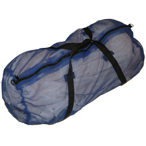 Nylon Mesh Gear Bag, 15inch x 34inch, Large