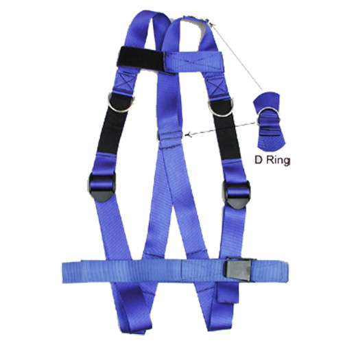 Tethered Dive Harness