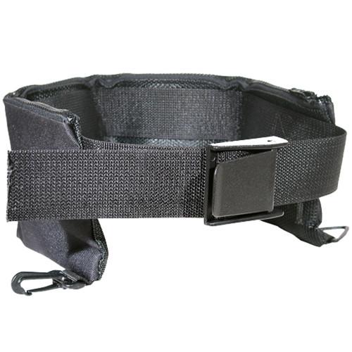 4 Pocket Cordura Nylon Mesh Weight Belt (29inch-37inch)