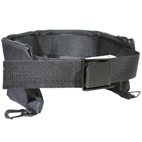 5 Pocket Cordura Nylon Mesh Weight Belt (34inch-42inch)