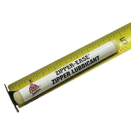 ZIPPER-EASE Pencil Type Zipper Wax Lubricant
