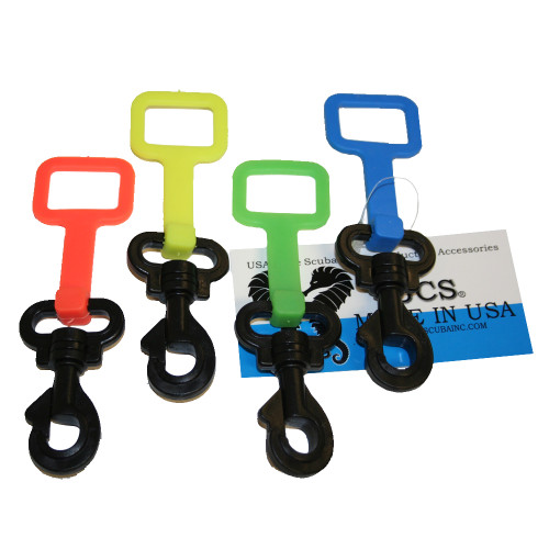 Kraton Rubber Octopus (Octo) Holder with Clip