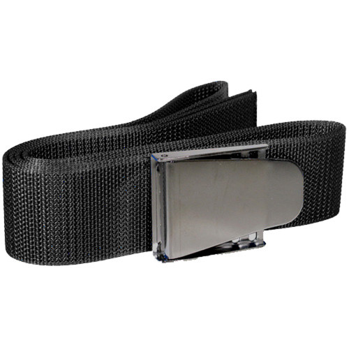 Nylon Weight Belt with Stainless Steel Buckle