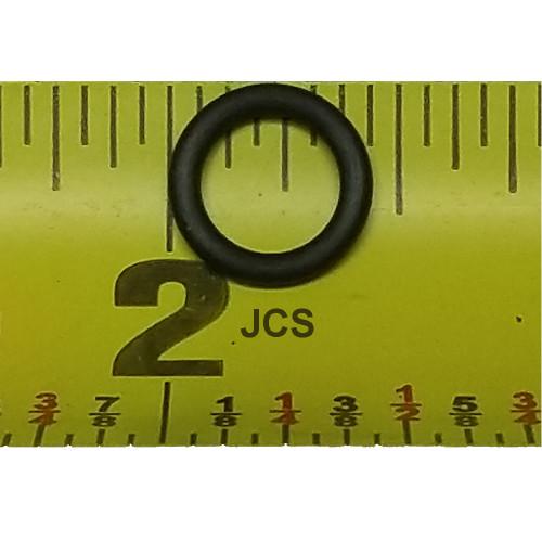 "Standard AS 568A 7/16"" O.D, 5/16"" I.D. Viton 75 Durometer O-Ring"