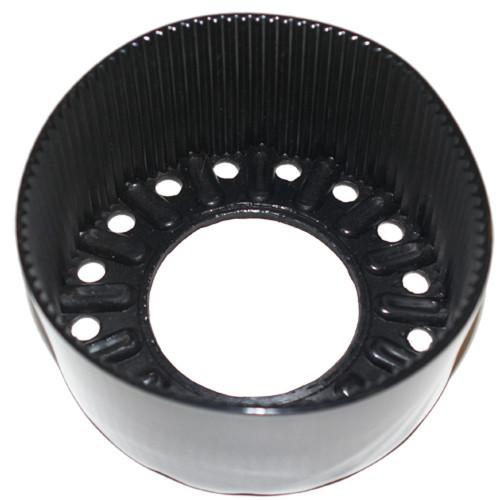 7.25inch Diameter, Flexible Vinyl, Flat Bottom Tank Boot for Aluminum 80 Tank Cylinders