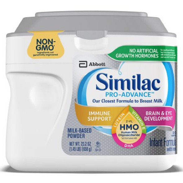 Infant Formula Similac® Pro-Advance™ 1.45 lbs. Canister Powder