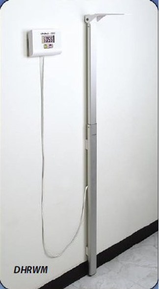 Height Measuring Rod ProDoc™ Standalone Wall Mount