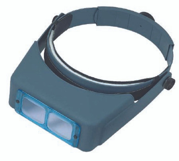 Magnifier Optivisor® Headband 2-1/2 Power