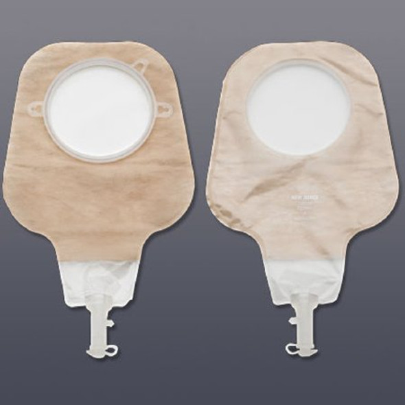 Ostomy Pouch New Image™ 12 Inch Length Drainable