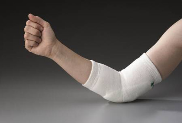 Heel / Elbow Protection Sleeve Posey® Medium White