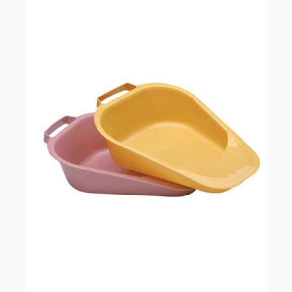 Fracture Bedpan Medegen Gold 1.1 Quart / 1040 mL