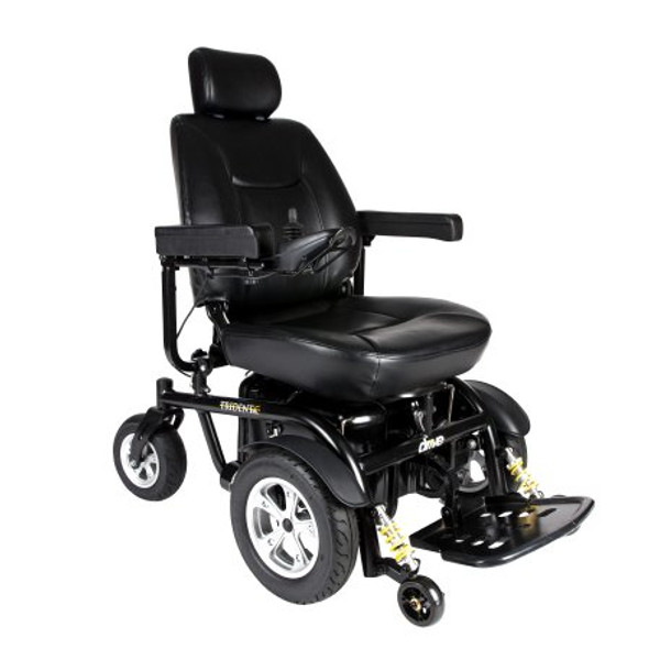 Power Wheelchair Trident HD 24 Inch Seat Width 450 lbs. Weight Capacity