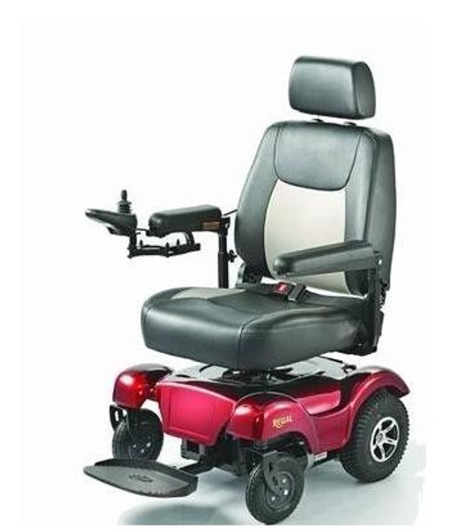 Power Wheelchair Regal Power 20 Inch Seat Width 300 lbs. Weight Capacity