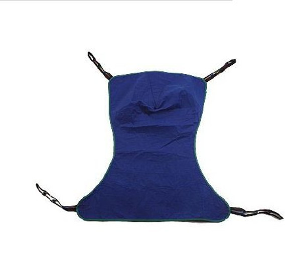 Full Body Sling Reliant 4 Point With Head and Neck Support Large 450 lbs. Weight Capacity