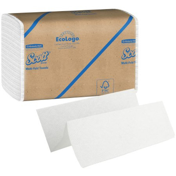 Paper Towel Tradition® Multi-Fold 9-1/5 X 9-2/5 Inch