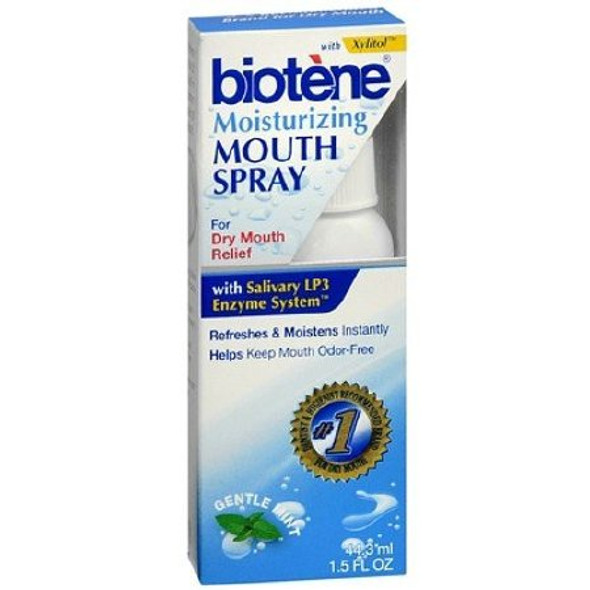 Mouth Moisturizer 1.5 oz. Spray