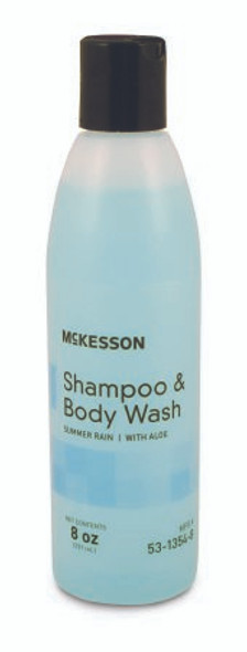 Shampoo and Body Wash Squeeze Bottle/Jug Summer Rain Scent