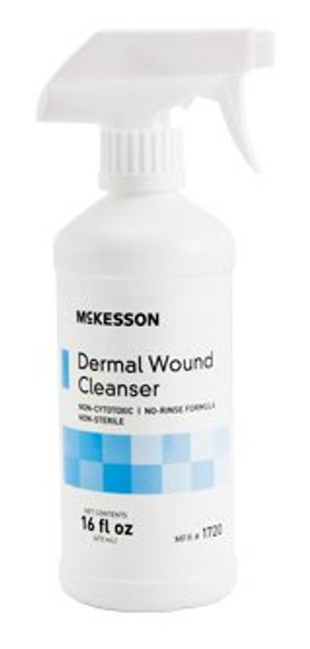 Wound Cleanser 8 oz. Spray Bottle NonSterile