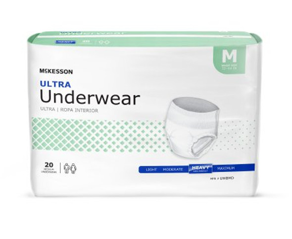Adult Absorbent Underwear Super Plus Pull On Disposable Heavy Absorbency