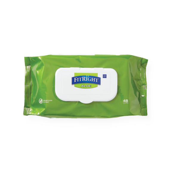 Personal Cleansing Wipes Scented 48-68 pack