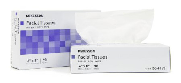Facial Tissue McKesson White