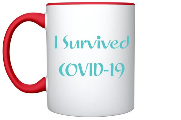 I Survived COVID-19 Mug