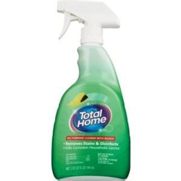 Total Home Cleaner With Bleach, 32 OZ