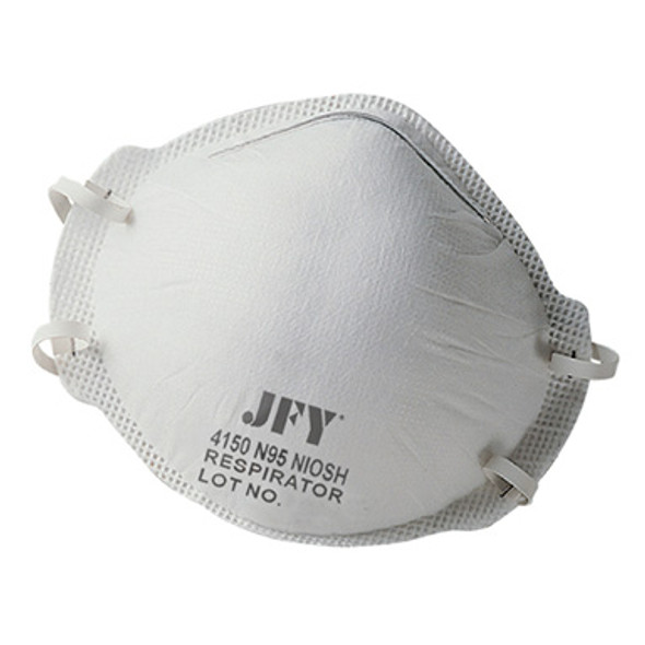 4150 NIOSH N95 Particle Respirator