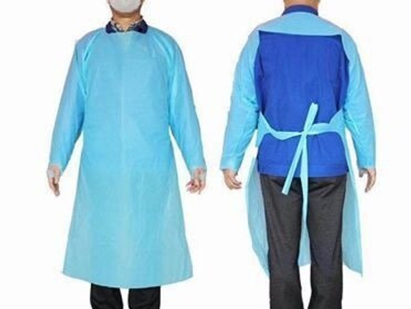 LEVEL 3 ISOLATION GOWNS 100 pcs