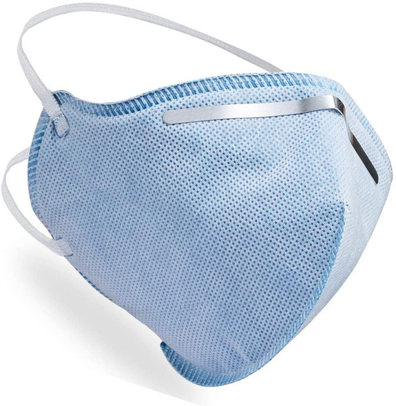 N95 Masks, NIOSH approved with Elastic Ear Loops, Soft & Comfortable Filter Safety Mask (M Size)