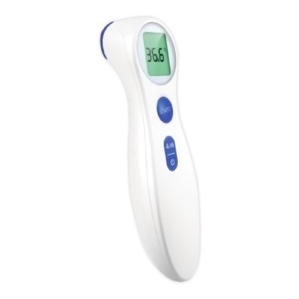 Non-Contact Skin Surface Thermometer Cypress Infrared Skin Probe Handheld
