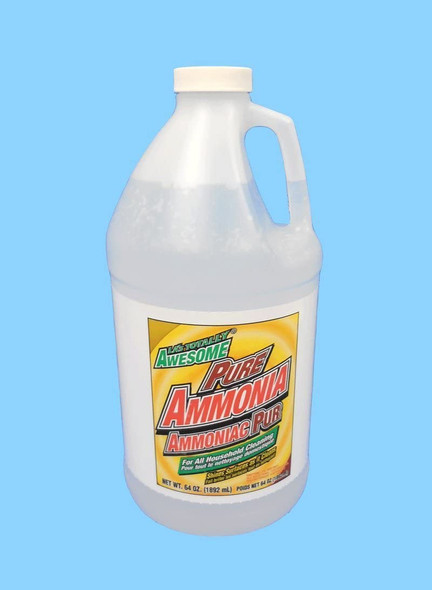Awesome Products La's Totally Pure Ammonia, 64 oz