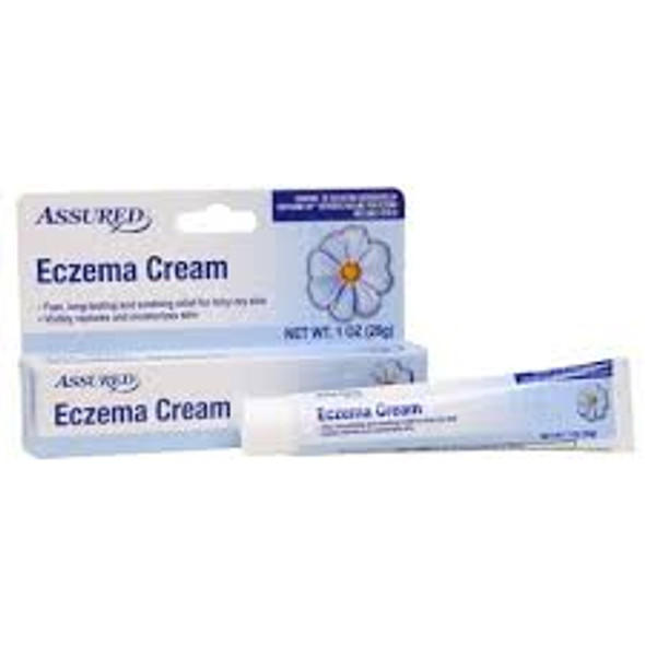 ASSURED – Eczema Cream 28g