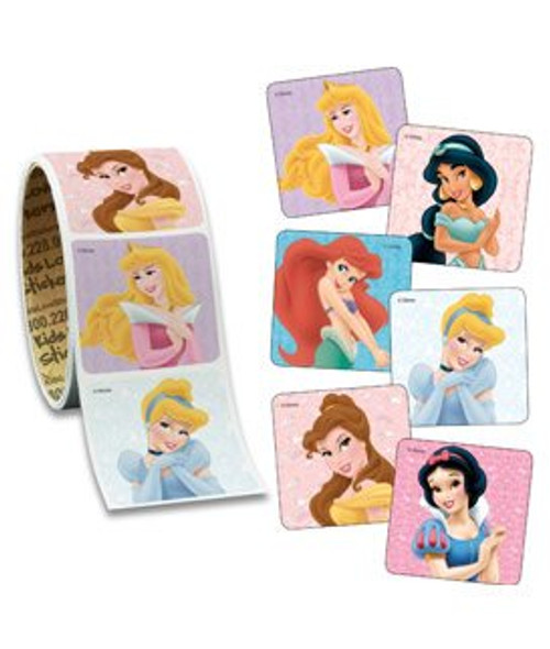 ValueStickers™ 100 per Unit Disney Princesses Value Sticker STICKER, DISNEY PRINCESSES (100/RL)