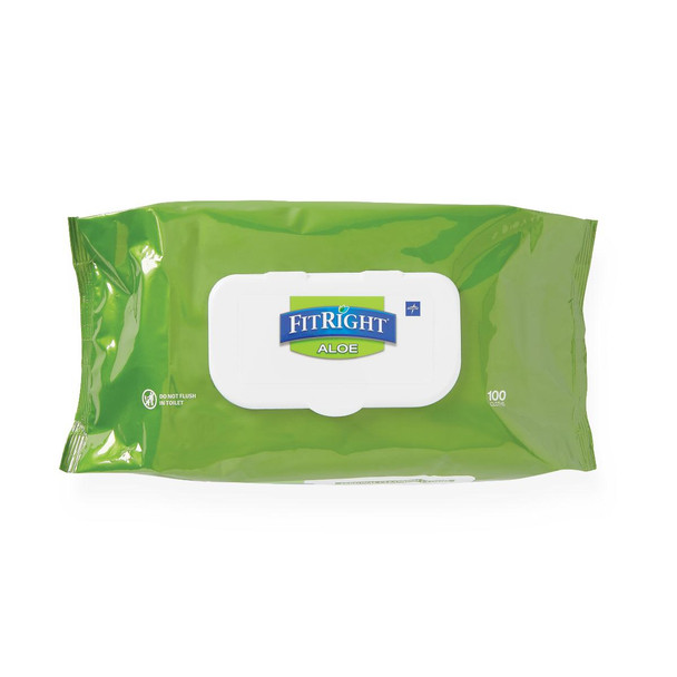 Personal Cleansing Wipes 100 pk
