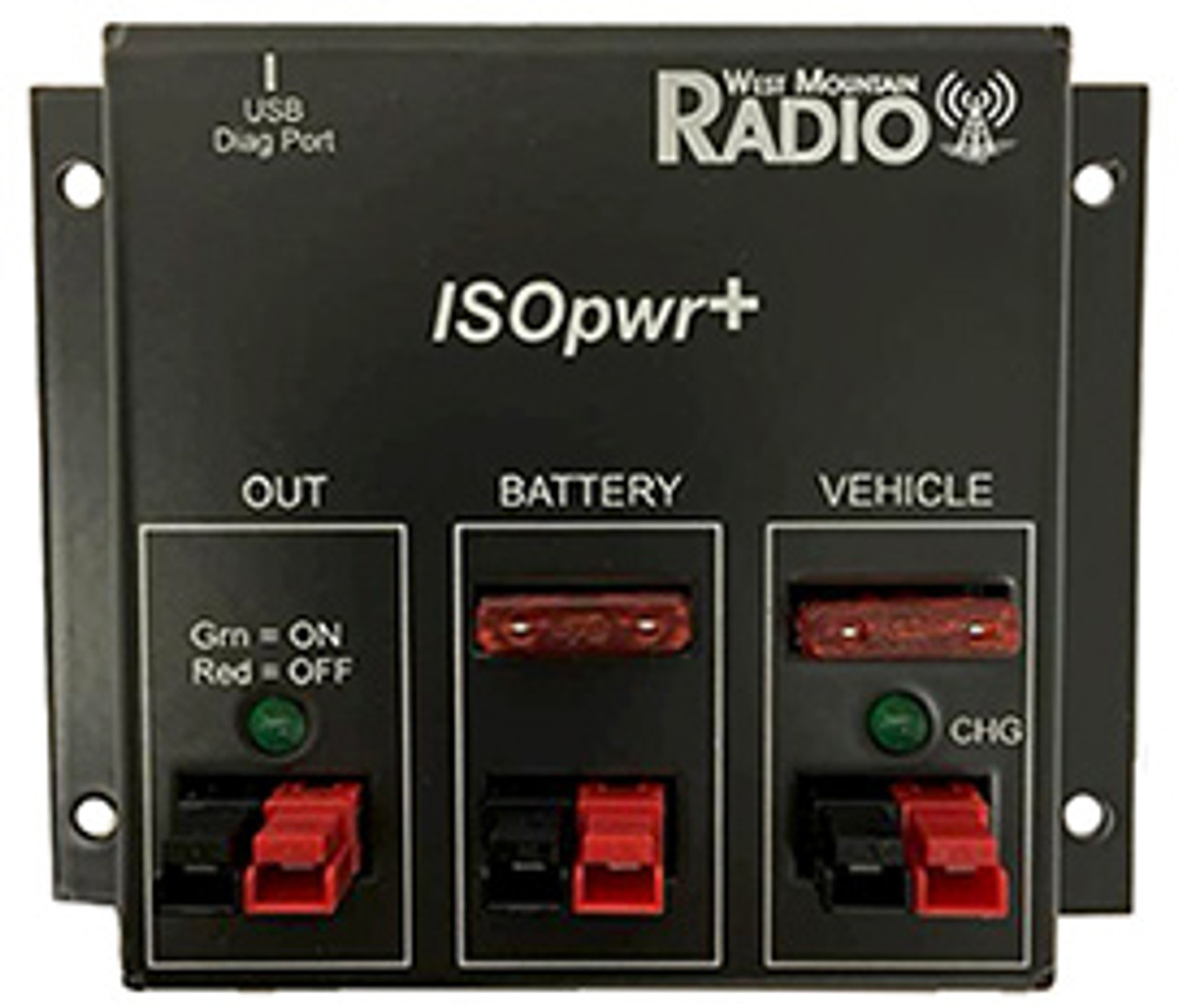 West Mountain Radio ISOpwr+ – Auxiliary Battery Isolator