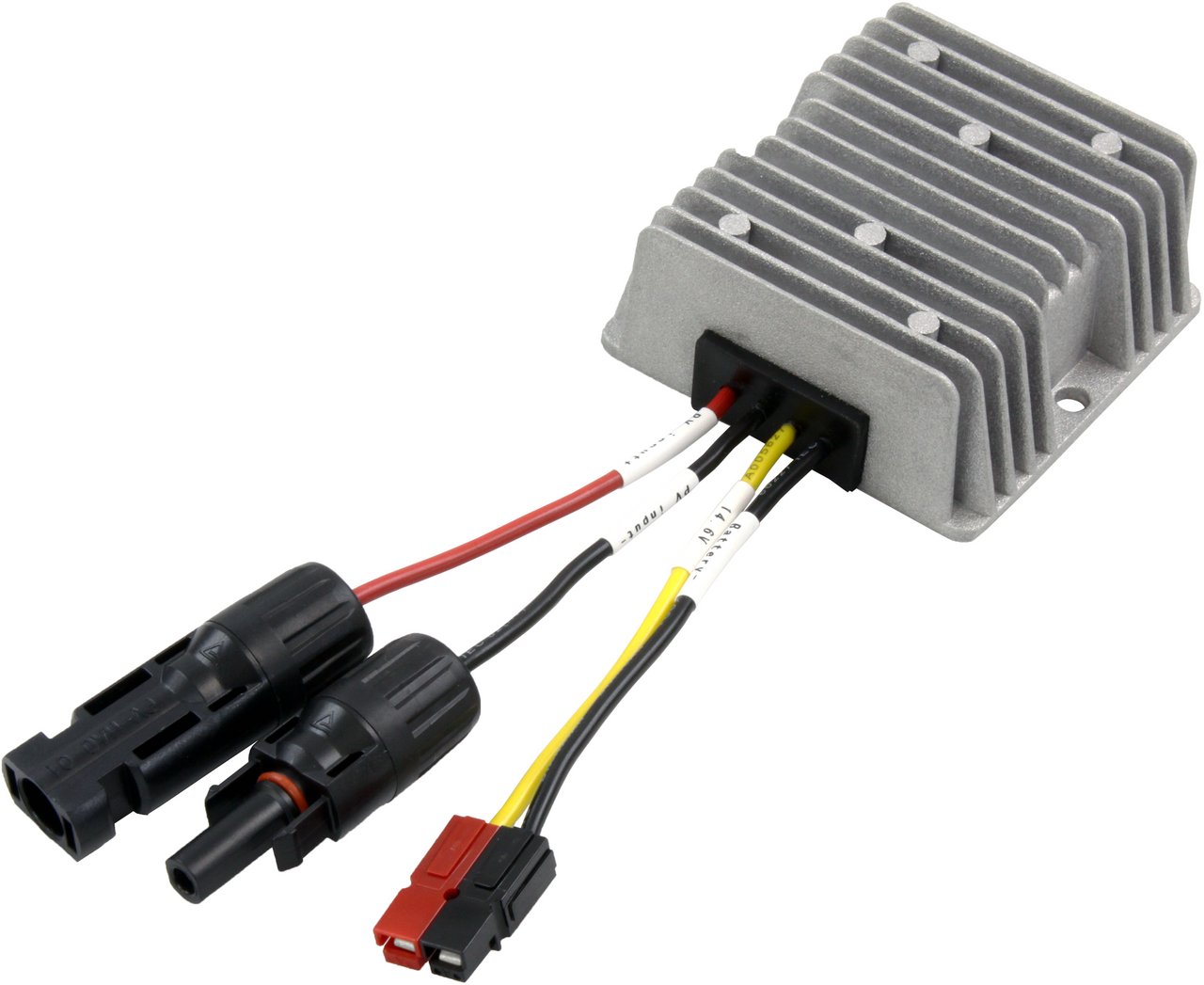 Powerwerx MPPT 300 Watt Solar Charge Controller for LiFePO4 Batteries, MC4